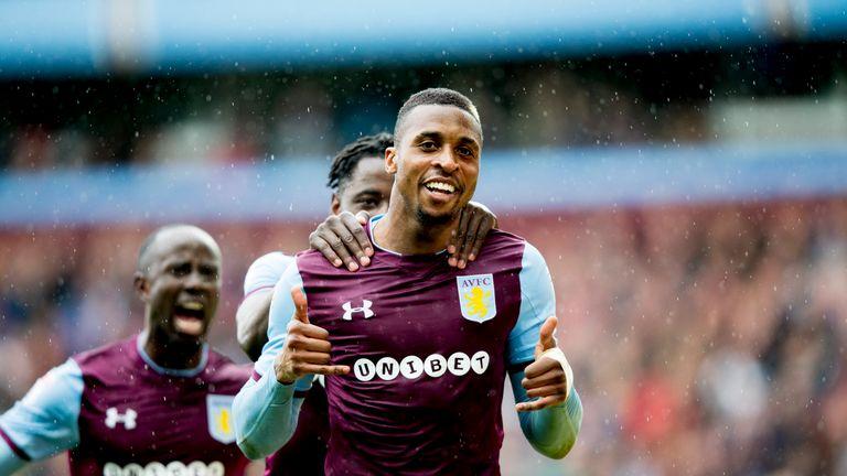 Aston Villa face Wolves on Saturday