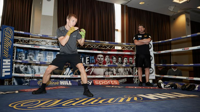 Paul Butler has recently teamed up with trainer Joe Gallagher