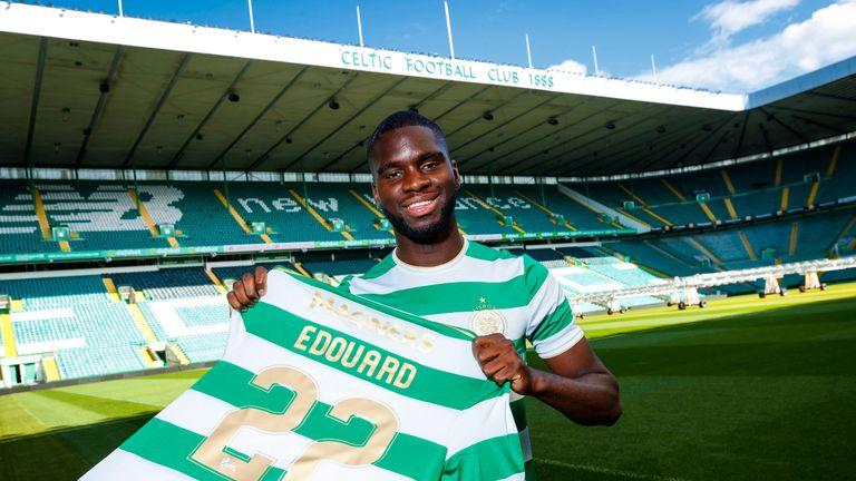 New Celtic signing Odsonne Edouard