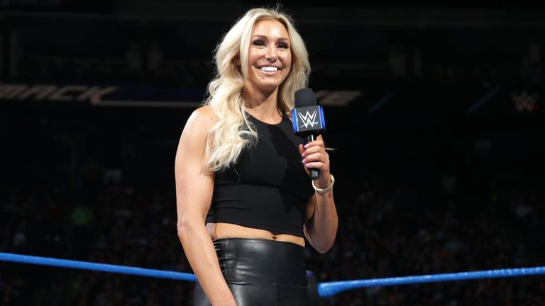 Charlotte Flair takes on Natalya for the SmackDown women's title on Tuesday night