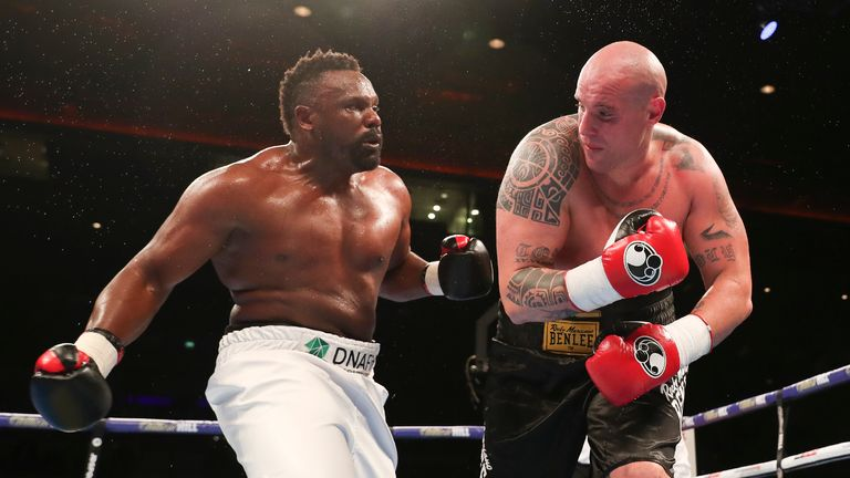 Chisora gets rounds in the bank ahead of his European title shot