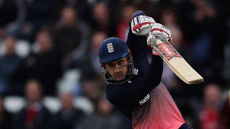 Alex Hales sits out Wednesday's match at the Kia Oval