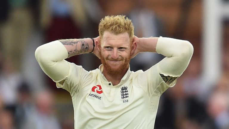 Ben Stokes was arrested last month following an incident outside a nightclub in Bristol