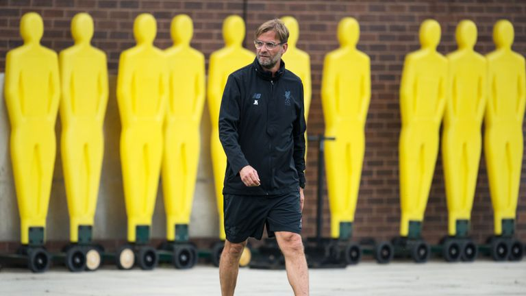 Jurgen Klopp admits he has found it hard to see Liverpool concede so many goals this season