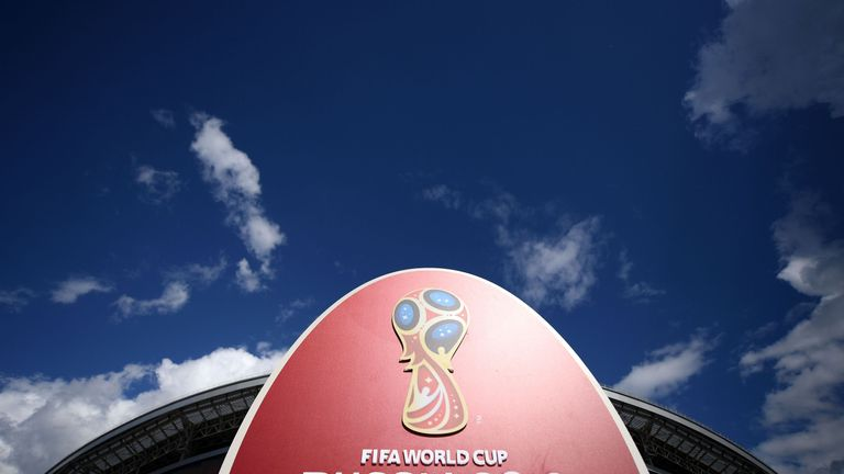 There are still nine places up for grabs for the 2018 World Cup