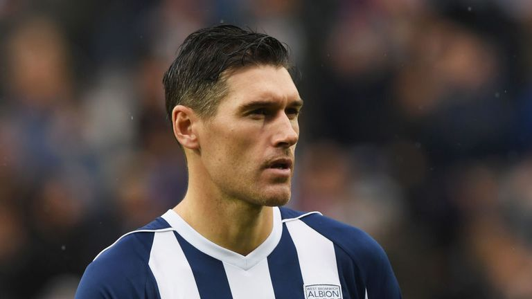 Gareth Barry will become a record-breaker if he features at the Emirates