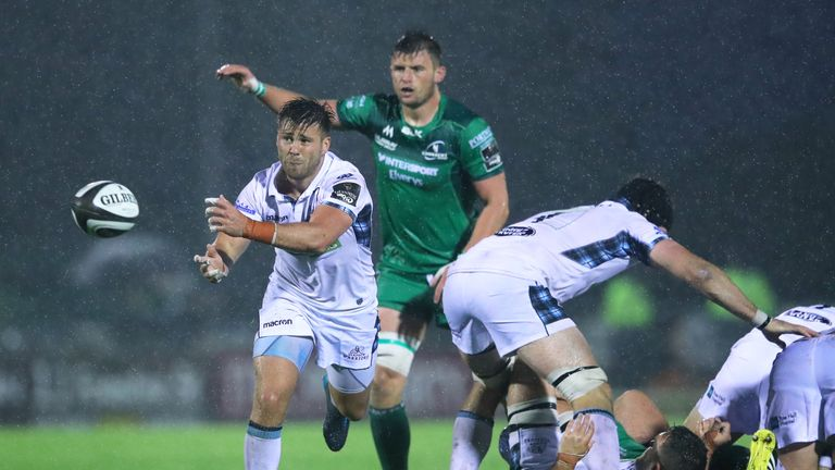 Price has also progressed from back-up scrum-half to first choice at Glasgow in under a year