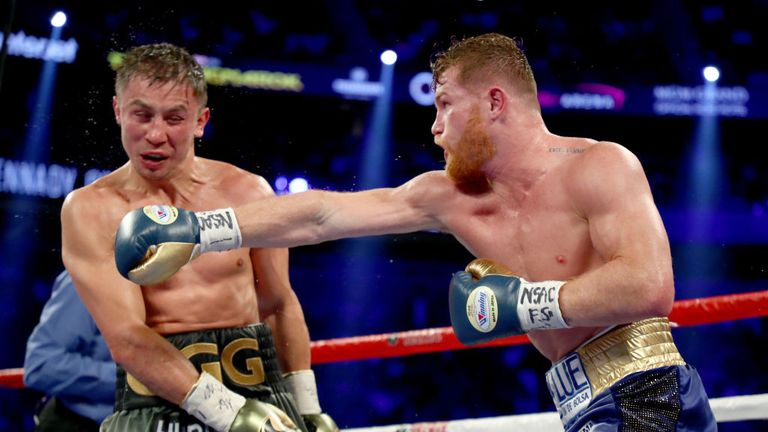 Saul 'Canelo' Alvarez is likely to fight Gennady Golovkin again in a rematch