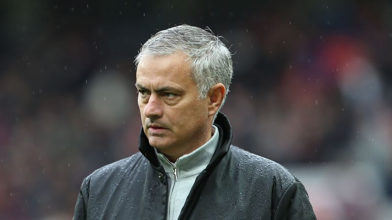 Will Jose Mourinho return to his tactical template to get a result at Anfield?