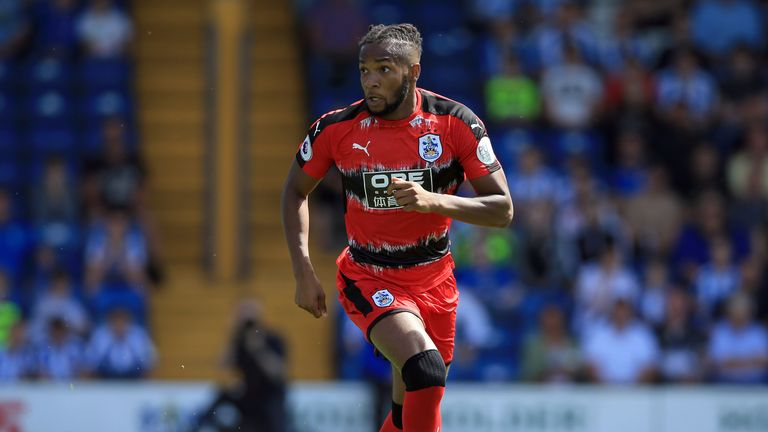 Chelsea recalled Kasey Palmer from his loan spell Huddersfield Town