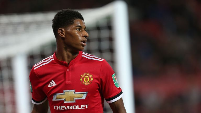 Oxford was named as a nominee for UEFA's Golden Boy award alongside Marcus Rashford