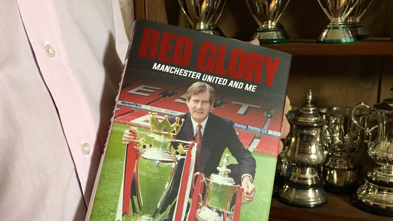 Martin Edwards has written a memoir of his time at Old Trafford