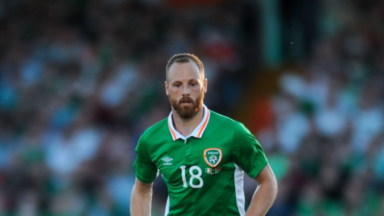 David Meyler could return to the Republic of Ireland line-up on Tuesday