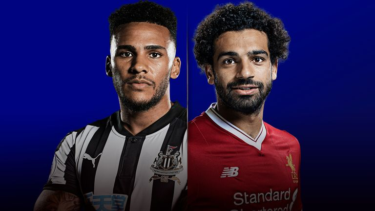 Don't miss Newcastle United v Liverpool, live on Super Sunday on Sky Sports Premier League from 4.15pm