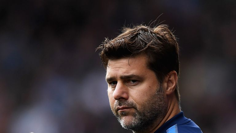 Mauricio Pochettino believes his club are unable to compete financially with the two Manchester clubs
