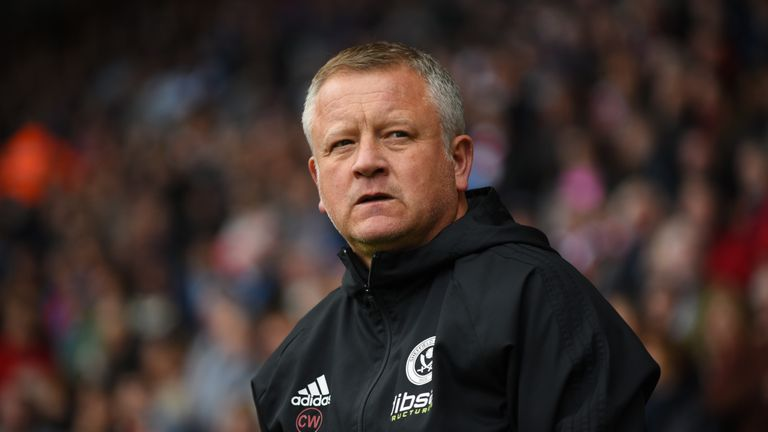 Sheffield United manager Chris Wilder has had several bids for  Leonard rejected over the past year