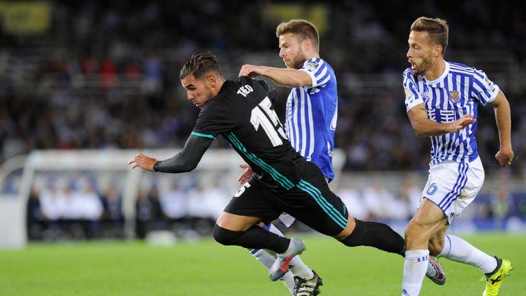 Theo Hernandez was instrumental against Sociedad