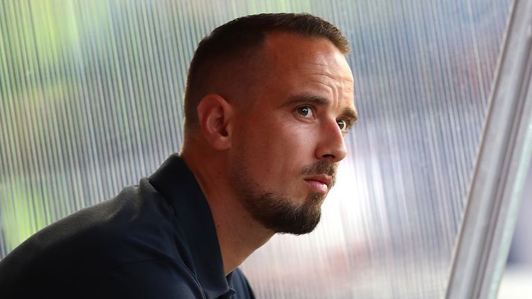 Mark Sampson had brought a case of unfair dismissal against the FA