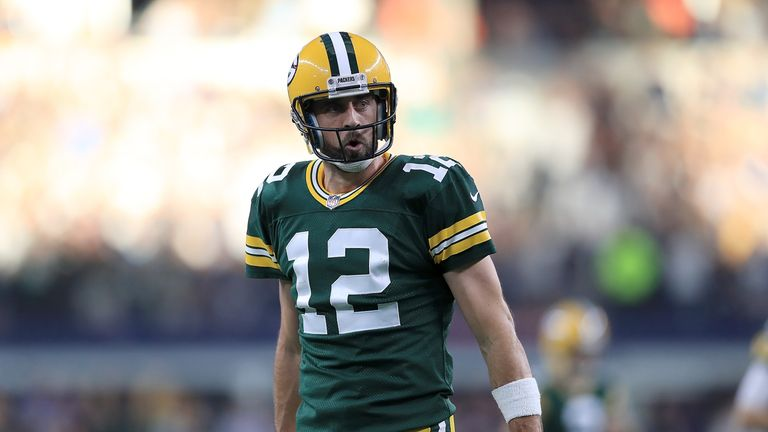 Aaron Rodgers could be set to return as quarterback for the Packers in Week 15