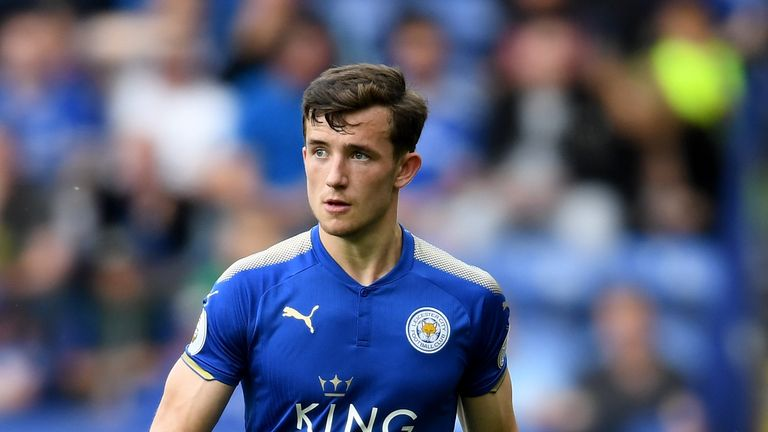 Leicester's Ben Chilwell has pulled out of the England U21 squad