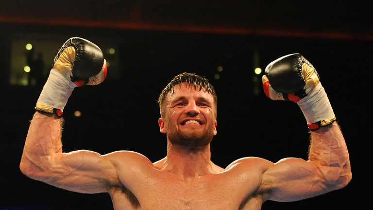Anthony Fowler has blitzed his way to 8-0-KO7 and could fight for the Commonwealth title next