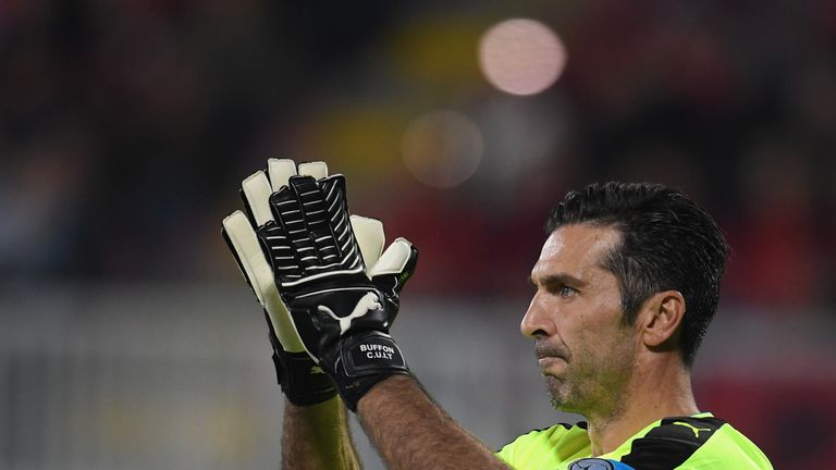 "Gianluigi Buffon said Michael Oliver had a ""bin for a heart"" after awarding Real Madrid a crucial late penalty against Juventus midweek"