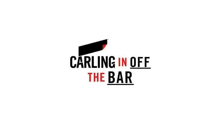 Carling In Off The Bar is live on Friday evening