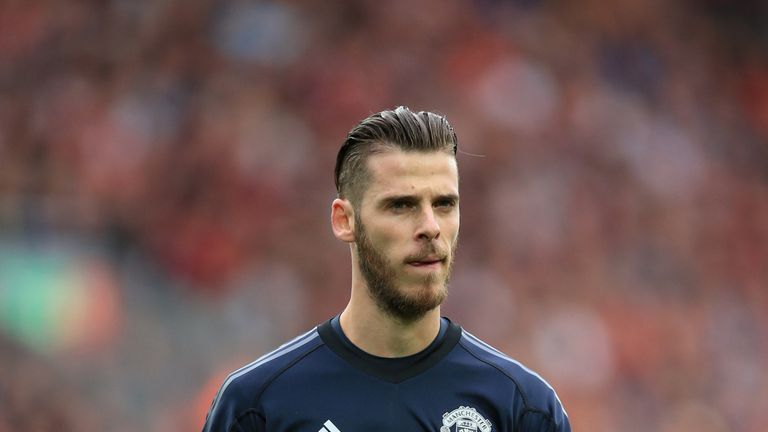 David de Gea has to have a good game, says Charlie Nicholas