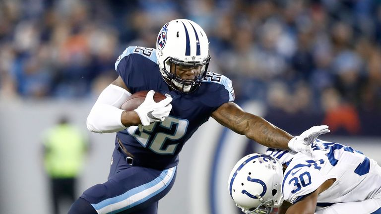 Derrick Henry is now the main man in the Tennessee backfield