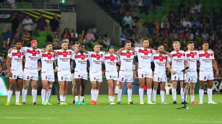 England face Lebanon in their next group match on Saturday