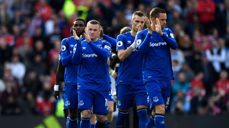 Everton want to end their poor slump and bounce back with a win against Brighton