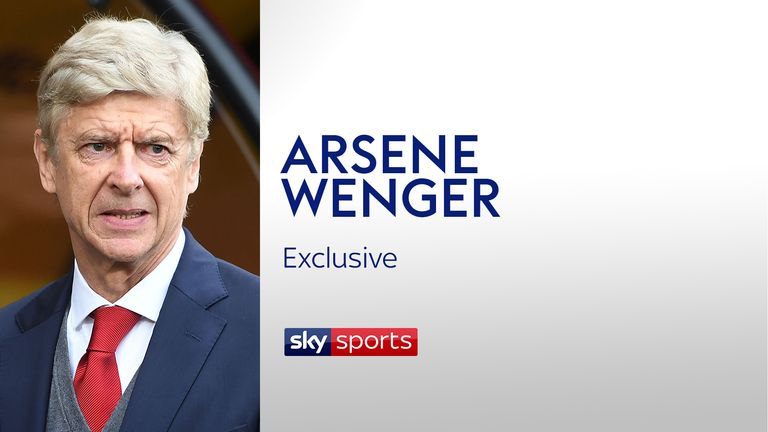 Arsene Wenger spoke candidly to Sky Sports' Patrick Davison ahead of Arsenal's Super Sunday clash with Everton