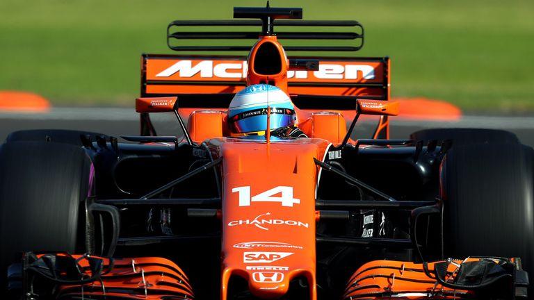 Van Buren will help McLaren develop their 2018 car