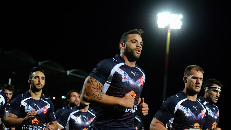 France have named their squad for the 2017 World Cup