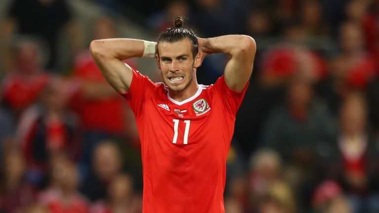 Gareth Bale has been ruled out of Thursday's game against Spain