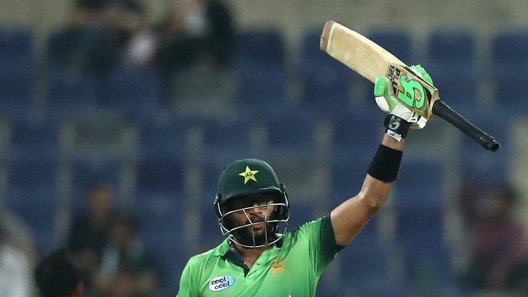 Imam-ul-Haq is part of the Pakistan Test squad which will tour Ireland and England