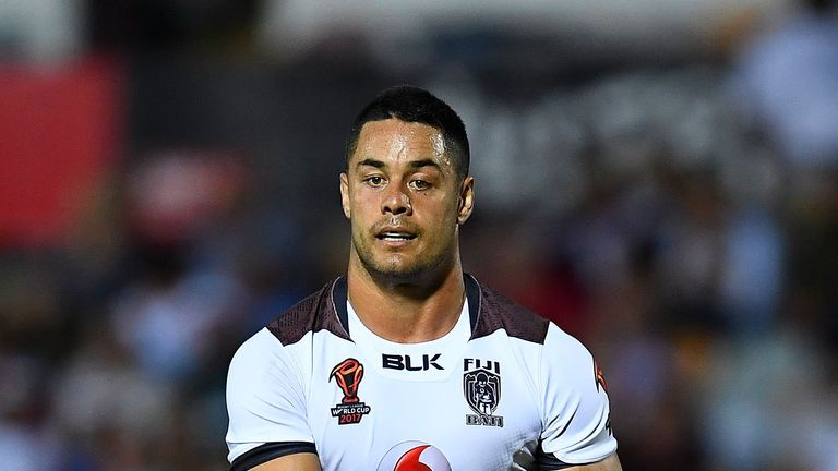 Jarryd Hayne was the stand-out player for Terry O'Connor