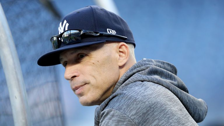 Joe Girardi has a World Series and 910 wins to his name as Yankees skipper