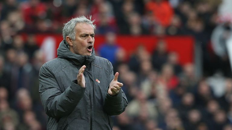 Jose Mourinho is reportedly of interest to Paris Saint-Germain
