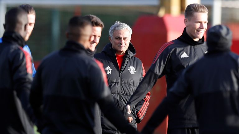 Mourinho's United side have beaten Tottenham and Benfica in the past week and Wilkins feels he will be confident on victory this weekend