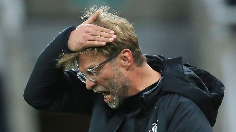 Klopp's side have started the new campaign in inconsistent fashion