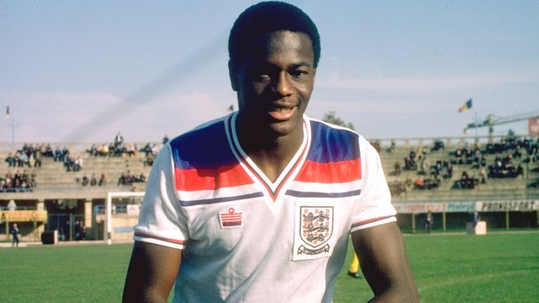 Justin Fashanu was the first £1m black footballer and the first openly gay professional