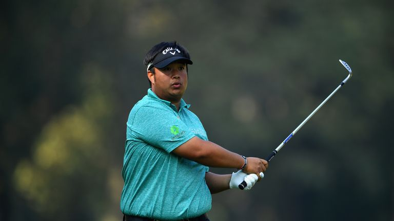 Kiradech Aphibarnrat is chasing a second worldwide victory in as many weeks