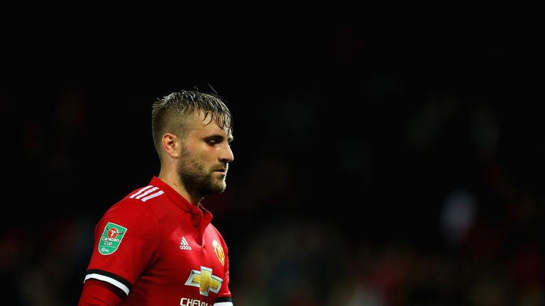 Luke Shaw has another chance at Manchester United but can he take it?