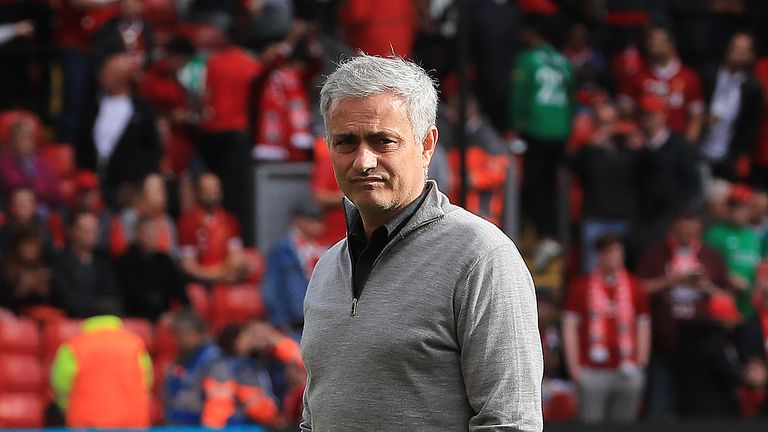 """Mourinho looks """"miserable"""" at Manchester United, according to Charlie Nicholas"""