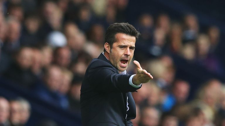 Marco Silva is known to have his admirers at Everton, including the owner