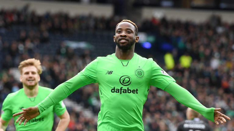 Moussa Dembele is being linked with a number of Premier League clubs