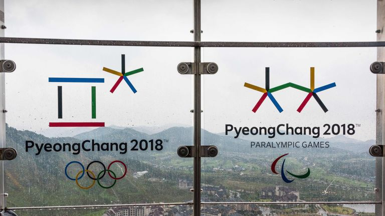 The 2018 Winter Olympics will take place next year from February 9-25 with the Winter Paralympics running from March 9-18
