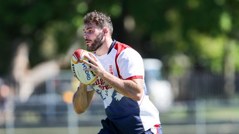 England prop Alex Walmsley will miss the New Zealand Test
