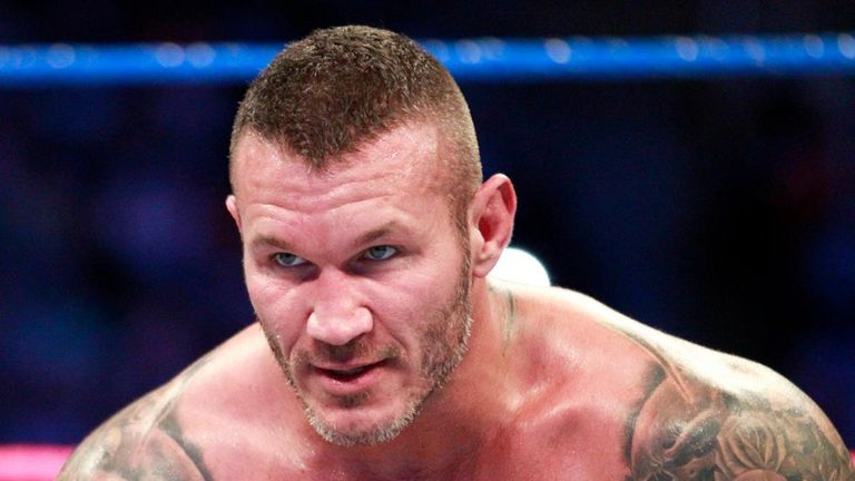 Randy Orton defeated Sami Zayn on WWE Smackdown Live